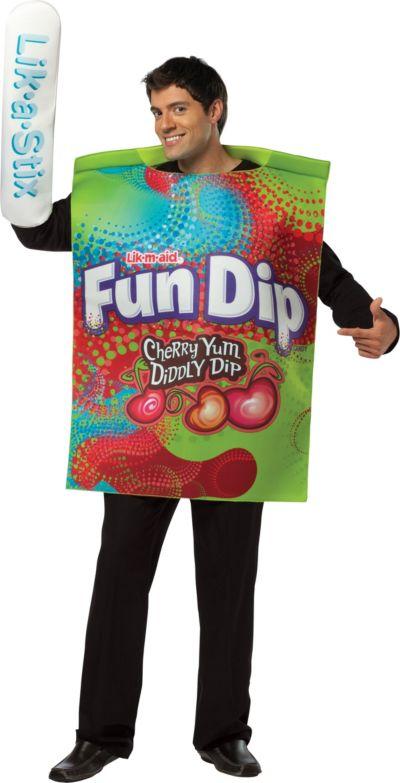 Adult Fun Dip Costume