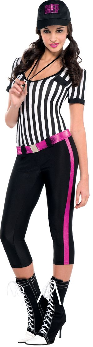 Adult Instant Replay Referee Costume