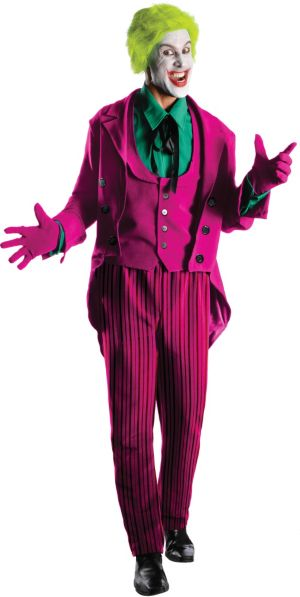 Adult Joker Costume Grand Heritage - Batman