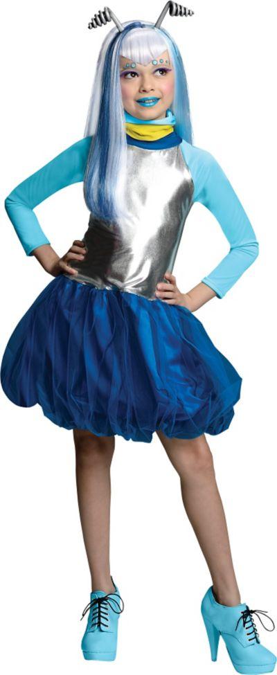 Girls Una Verse Costume - Novi Stars