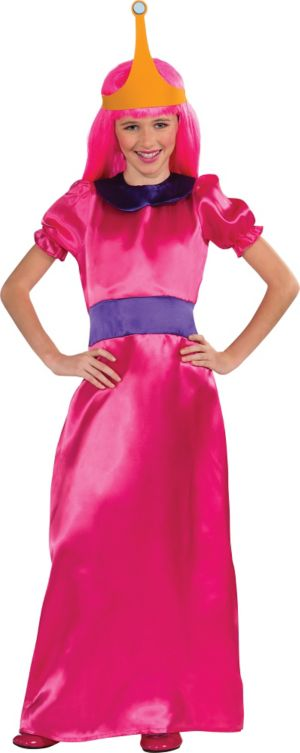 Girls Princess Bubblegum Costume - Adventure Time