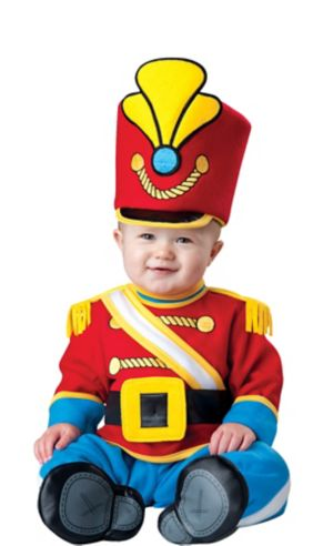 Baby Toy Soldier Costume