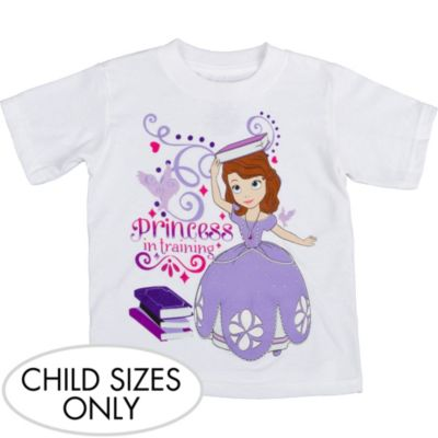 Princess in Training Sofia the First T-Shirt