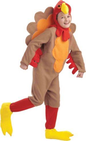 Child Gobble Turkey Costume
