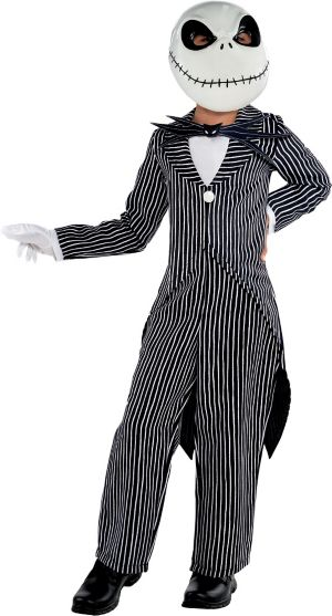 Little Boys Jack Skellington Costume - The Nightmare Before Christmas