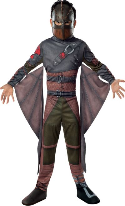 Boys Hiccup Costume - How to Train Your Dragon 2