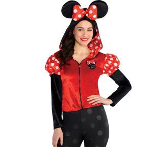 Minnie Mouse Hoodie