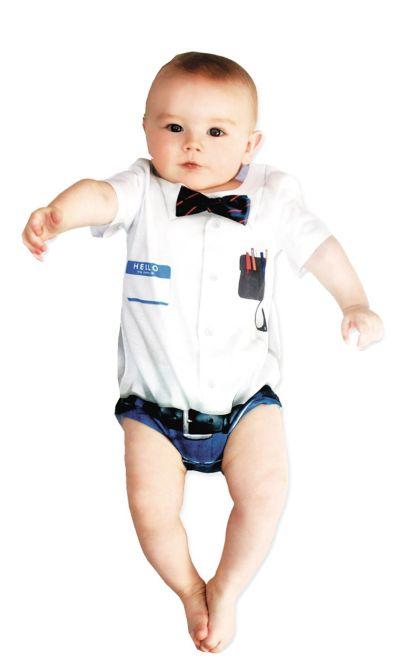 Baby Nerd Bodysuit