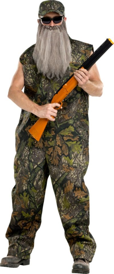 Adult Duck Hunter Costume