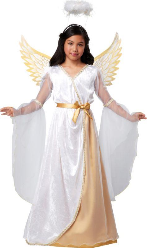 Anime Costumes Girls Girls Guardian Angel Costume