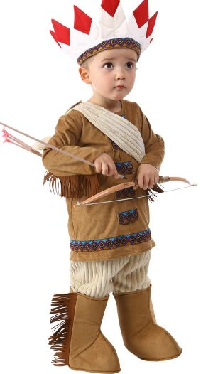 Boys Brendan's Boys Native American Costume