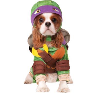 Teenage Mutant Ninja Turtles Donatello Dog Costume