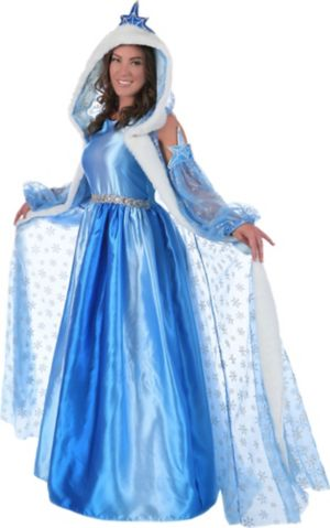 Adult Icelyn the Winter Princess Costume