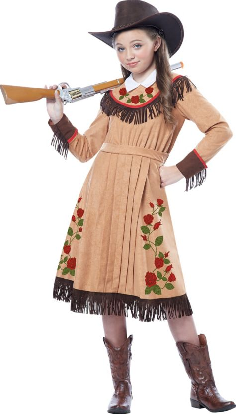Costume Dream Girl Girls Vintage Cowgirl Costume