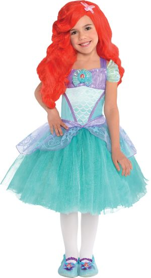 Little Mermaid Dress For Toddlers