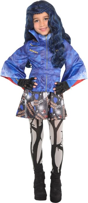 Little Girls Evie Costume - Disney Descendants