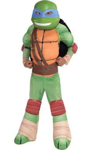 Little Boys Leonardo Muscle Costume - Teenage Mutant Ninja Turtles