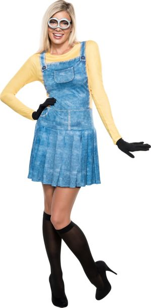 Adult Minion Costume - Minions