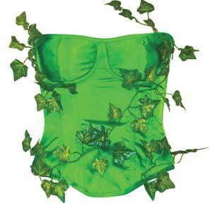 Poison Ivy Bustier Deluxe - Batman