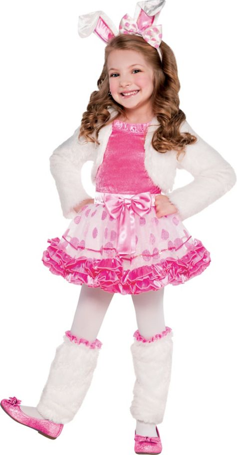 Anime Costumes Girls Girls Honey Bunny Costume