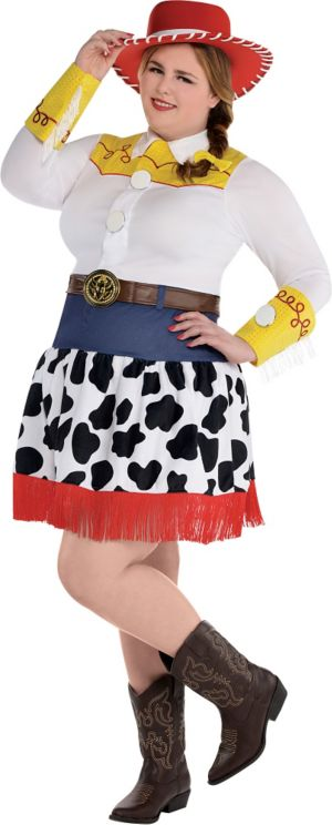 Toys From Party City : Adult jessie costume plus size deluxe toy story party city