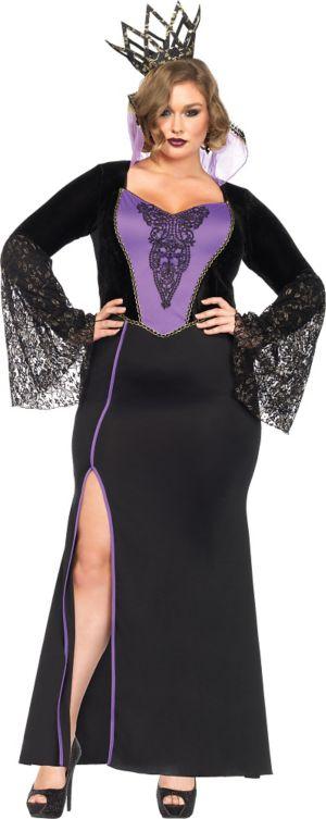 Adult Evil Queen Costume Plus Size