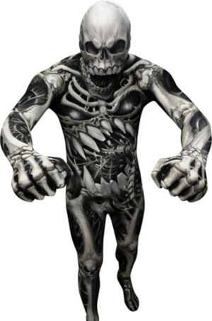 Adult Skull & Bones Morphsuit Limited Edition