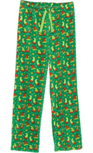Elf Pajama Pants