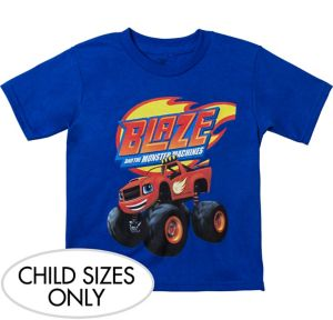 Child Blaze and the Monster Machines T-Shirt