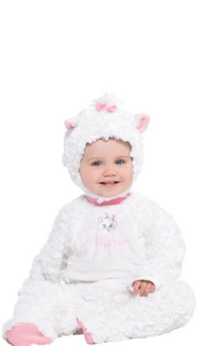Baby Marie Cat Costume The Aristocats Party City