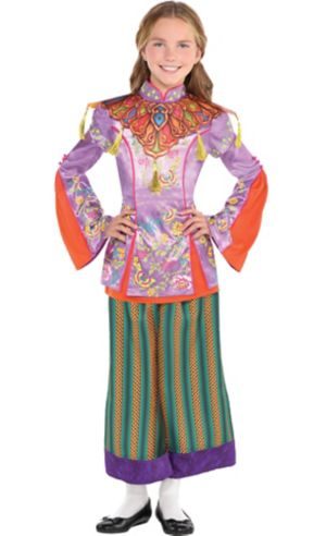 Girls Alice in Wonderland Costume - Alice Through the Looking Glass