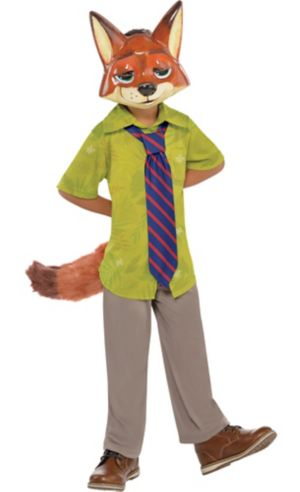 Toddler Boys Nick Wilde Costume - Zootopia