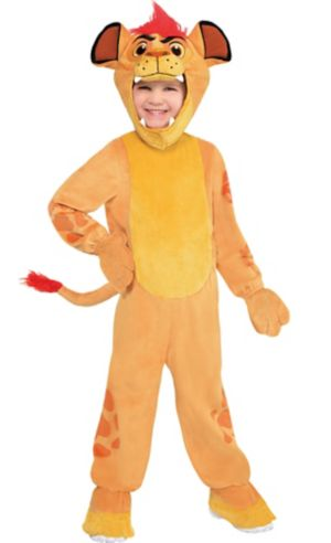 Toddler Boys Kion One Piece Costume - Lion Guard