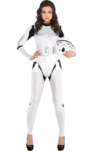 Adult Stormtrooper Costume - Star Wars