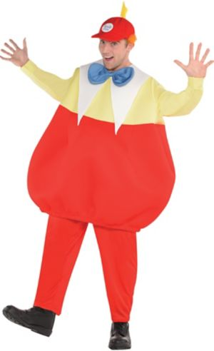Adult Tweedledee & Tweedledum Costume Plus Size - Alice in Wonderland