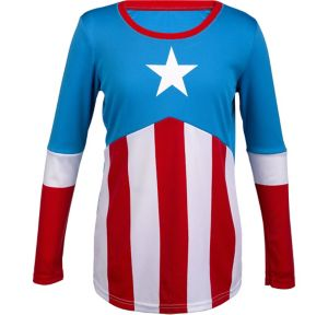 Child American Dream Long-Sleeve Shirt