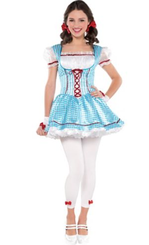 Teen Girls Dorothy Costume - The Wizard of Oz