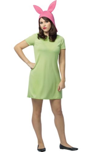 Adult Louise Costume - Bob's Burgers