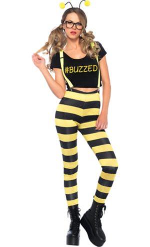 Adult Love Bug Bumblebee Costume
