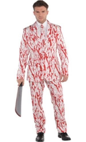 Adult Blood Splatter Suit