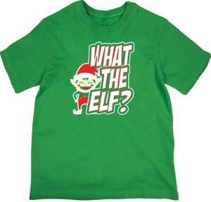 What The Elf Christmas T-Shirt