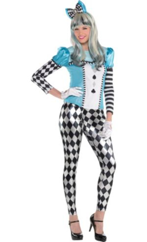 Adult Alice in Wonderland Costume Deluxe