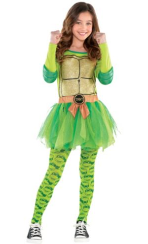 Girls Teenage Mutant Ninja Turtles Costume