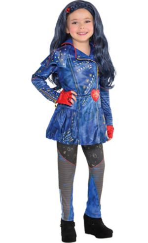 Little Girls Evie Costume - Disney Descendants 2