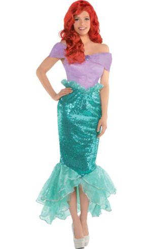 Adult Ariel Costume - The Little Mermaid