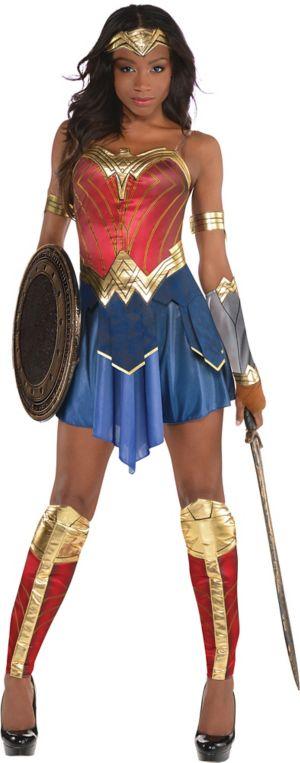 Adult Wonder Woman Costume - Wonder Woman Movie