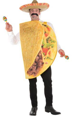 Adult Taco Costume Plus Size
