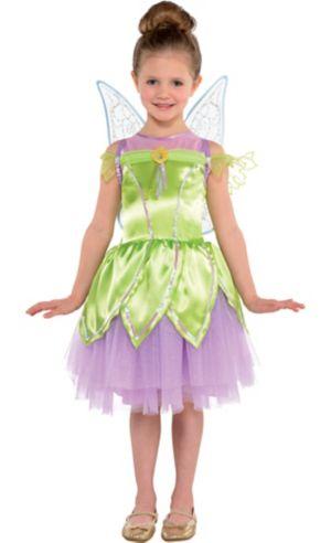 Toddler Girls Tinker Bell Costume