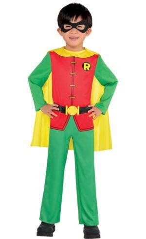Toddler Boys Robin Costume - Batman