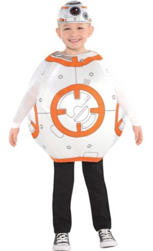 Toddler Boys BB-8 Costume - Star Wars 7 The Force Awakens